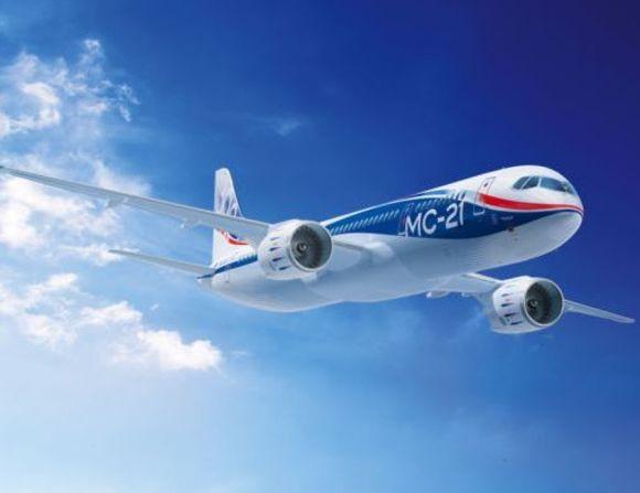 «Аэрофлот» подписал договор нализинг 50 русских авиалайнеров MC-21