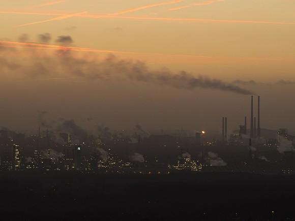 «РУСАЛ Красноярск» уличили в загрязнении воздуха