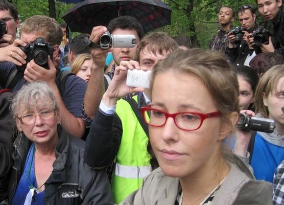 Собчак предложила Навальному пояснить свои цели иобъединиться