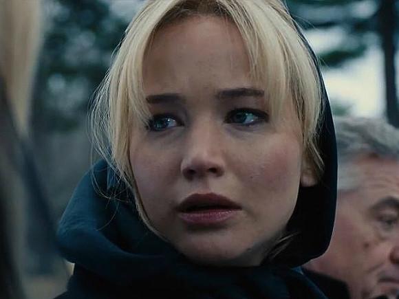 Стоп-кадр из фильма «Джой»