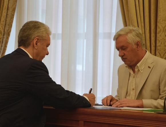 ЦИК Российской Федерации предложит кандидатуру В.Горбунова вновый состав Мосгоризбиркома