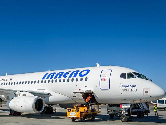 «ИрАэро» сообщила о приостановке полетов по нескольким направлениям