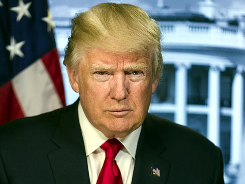 Трамп раскритиковал идею запрета на продажу авиадвигателей Китаю