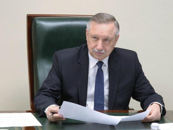 Фото пресс-службы Смольного, gov.spb.ru
