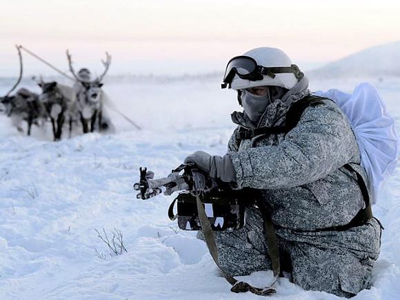 Российская Федерация будет следить заучениями США вАрктике