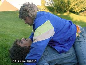 Стоп-кадр из клипа «Ибица»