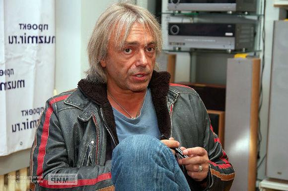 Константин Кинчев госпитализирован с инфарктом