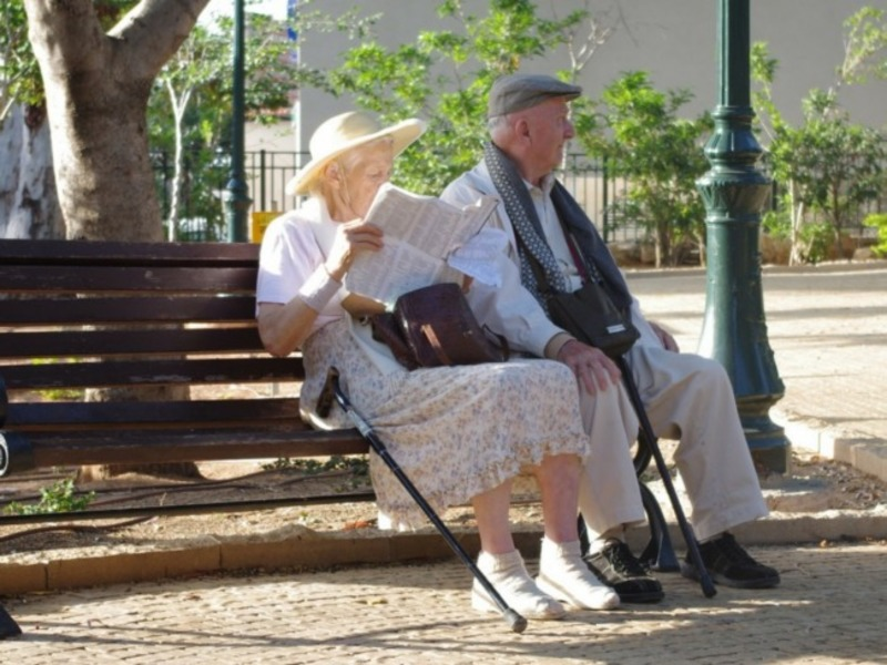 Литовский пенсионер прожить может, но пока как «недоевропеец