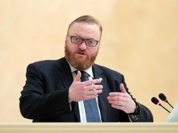 Милонов, Бортко иДивинский прошли в Государственную думу отПетербурга