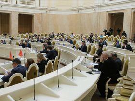 Фото пресс-службы ЗакСа Петербурга