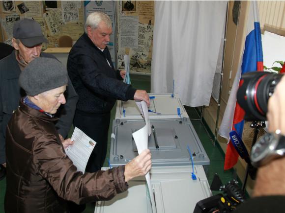 ВПетербурге есть основания для пересчета голосов на22 участках— ЦИК