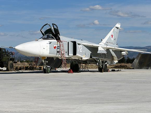 Дроны атаковали российскую базу вСирии