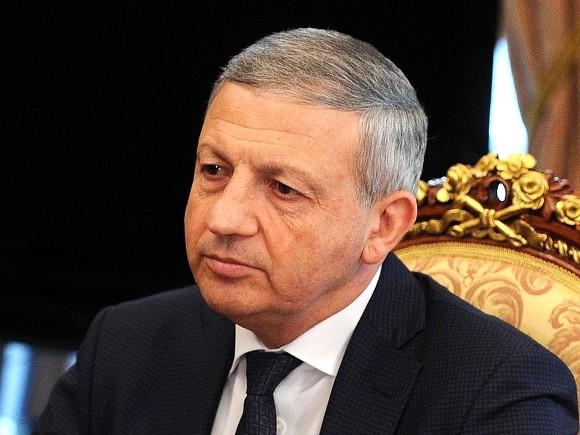 Путин назначил Вячеслава Битарова врио руководителя Северной Осетии— Алании
