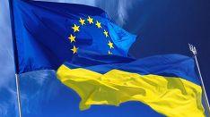 Киев поддержал решение ЕС о продлении антироссийских санкций