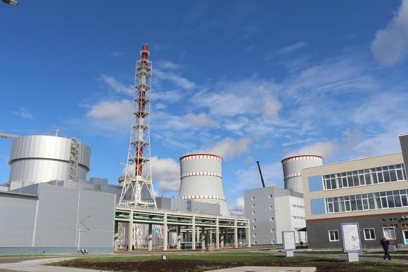 Завершены испытания нового энергоблока Ленинградской АЭС