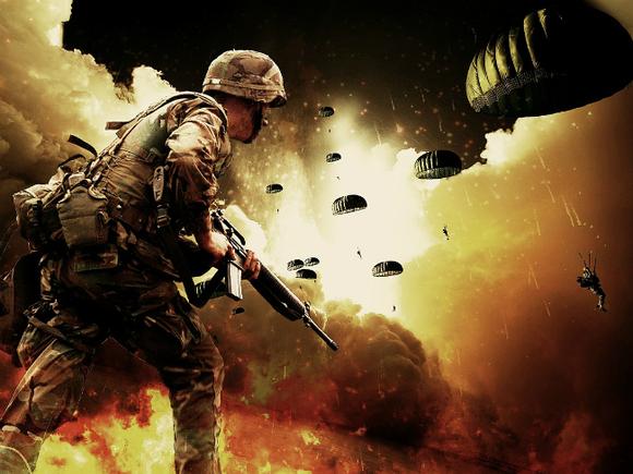 ФРГ направит 650 солдат наборьбу сИГ вСредиземное море