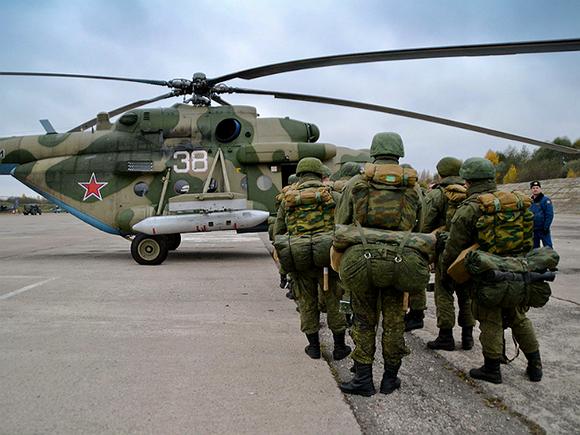 Авиация ЮВО нанесла массированный удар поцелям наполигоне «Ашулук»