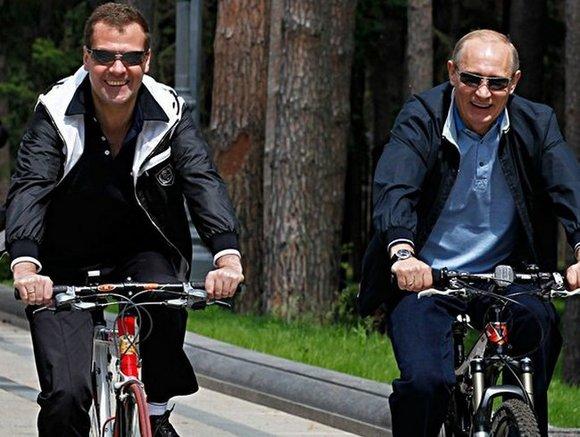ВКремле похвастались здоровьем В. Путина, однако неготовы повторять «подвиг» Трампа