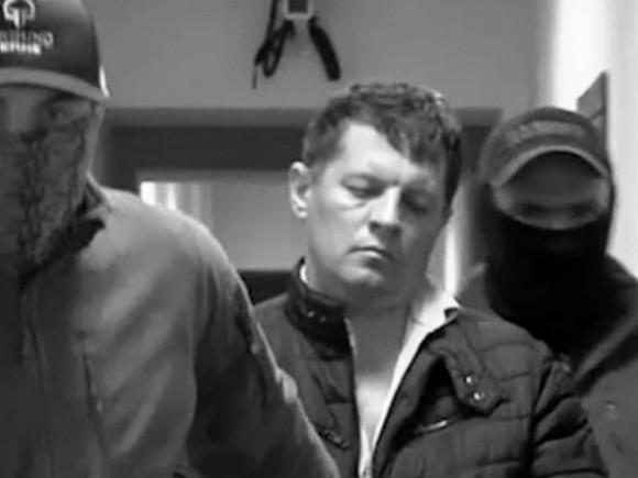 Консул Украины посетит в столице арестованного украинского корреспондента Романа Сущенко 14октября
