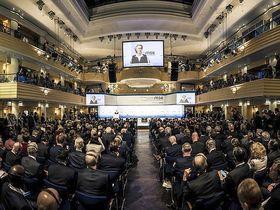 Фото с сайта securityconference.de