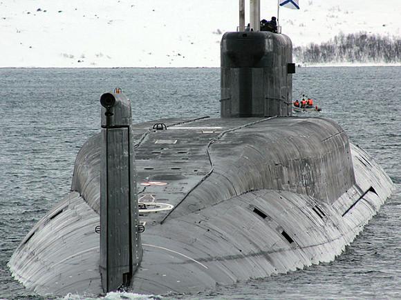 Военные Латвии увидели уграниц страны российскую подлодку
