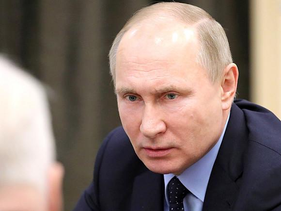 Путин подписал закон обответственности водителей за спирт вкрови