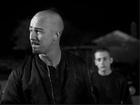 Стоп-кадр из фильма «Американская история X»