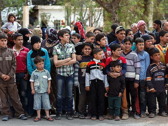ЮНИСЕФ: для описания страданий детей ввосточном Алеппо уже нехватает слов