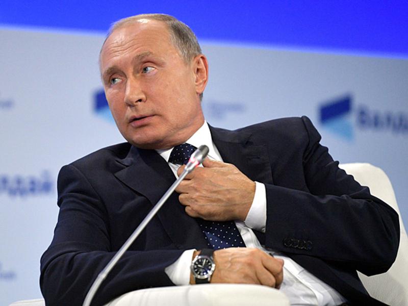 Путин: Хотите завалить дело — создайте рабочую группу