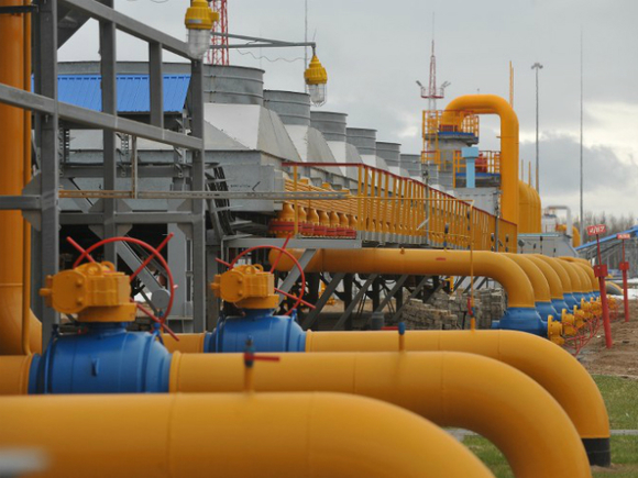 Украина решила в2015 году закачать менее газа всвои ПХГ