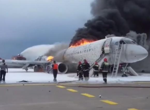 dd62c9bdb2574 Огненная трагедия рейса SU1492 - Росбалт