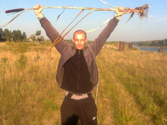 Он взорвал Перекрёсток в Санкт-Петербурге
