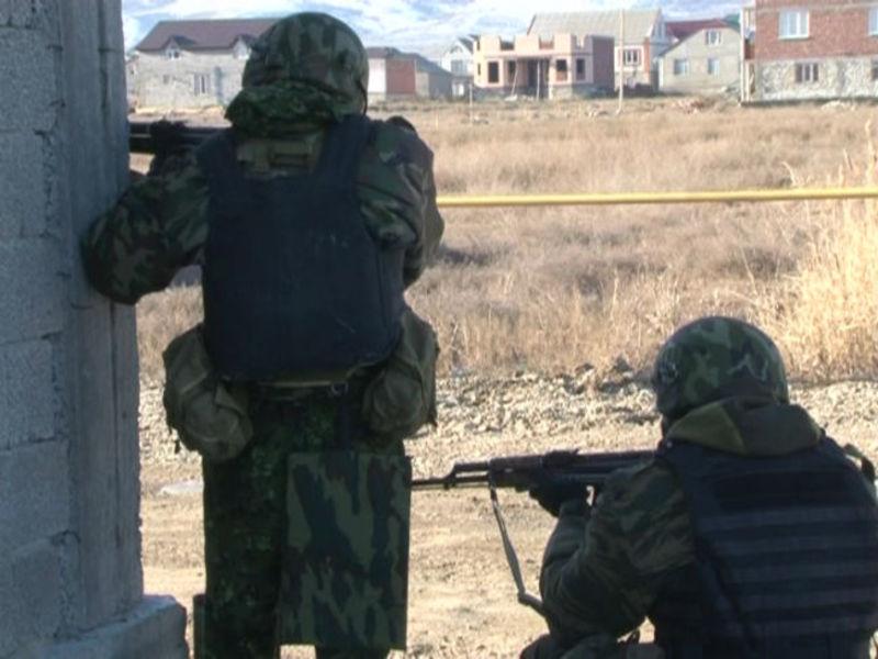 В Дагестане ликвидировали трех боевиков