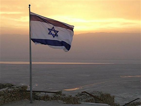 На границе с Ливаном упал израильский беспилотник