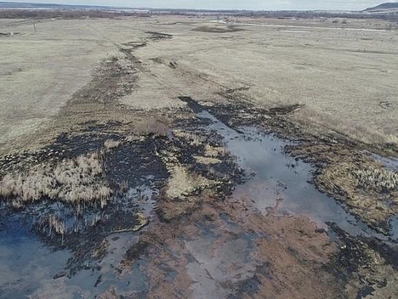 Граждане Восточного поселка вОренбурге жалуются насильный запах газа