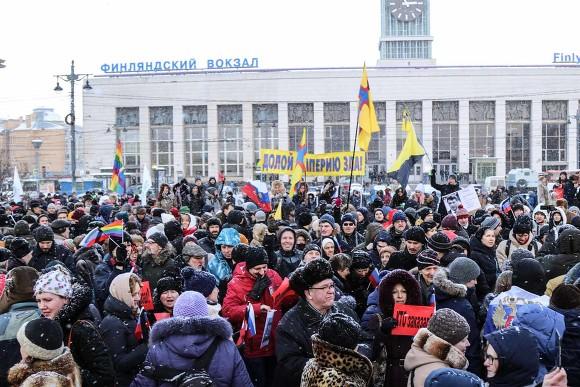 Омбудсмен предложил перенести гайд-парк наплощадь Ленина