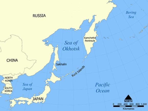 МИД Японии: вслучае передачи Курил ихбудут «защищать» США
