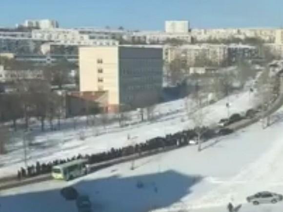 Масштабные похороны уголовного  авторитета прокомментировали вМВД