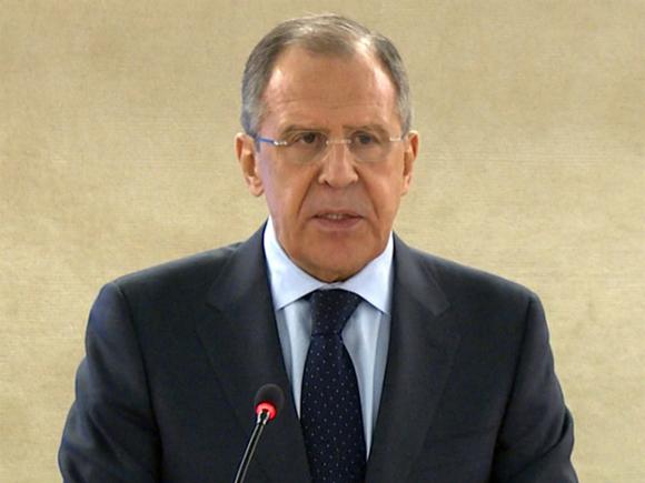 Лавров уверен, что США небудут наносить удар поКНДР