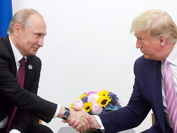 СМИ: Трамп не хочет портить отношения с Россией из-за Украины