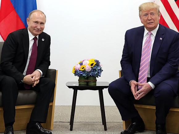 Трамп поведал  о«переигравшем» Обаму Путине ивысказался заG8