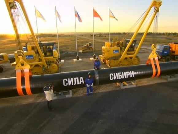«Газпром» сократил инвестиции встроительство «Силы Сибири»