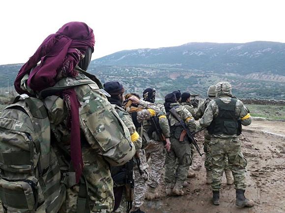 СМИ: Россия предлагала курдам в Африне «сдаться» и избежать турецкой операции