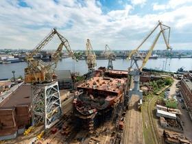 фото пресс-службы Балтийского завода