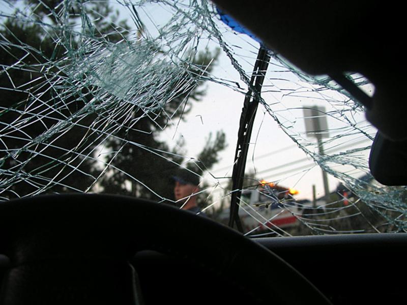 На Пермской улице — массовая авария с пострадавшими