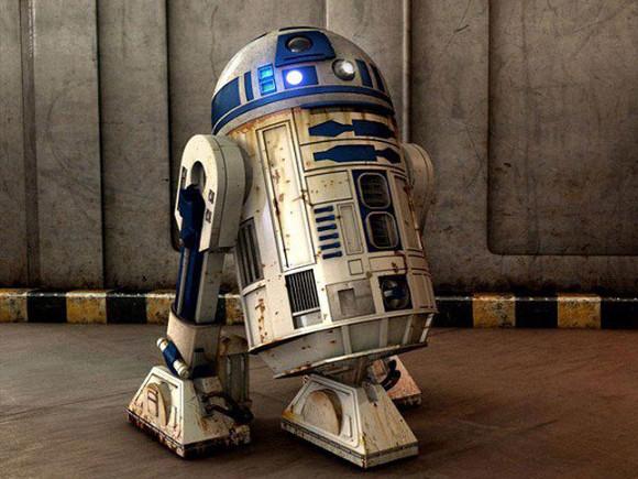 роботы из звёздных войн фото