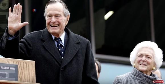 Госпитализированному экс-президенту США Бушу-старшему стало лучше