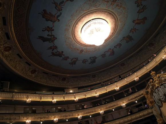 Ссайта Мариинского театра удалили посвященную Максаковой страничку