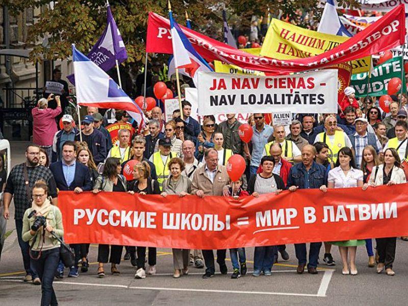 Латвии разрешили жить по «неевропейским» законам
