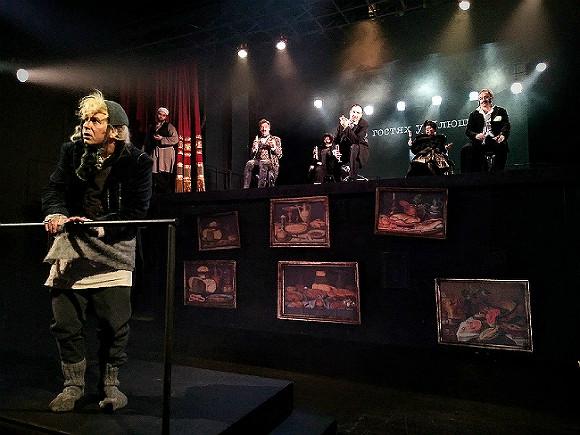 Фото предоставлено пресс-службой Театра на Васильевском